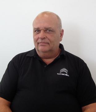 Emil Krivička Citroen