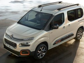 Citroen berlingo spacetourer