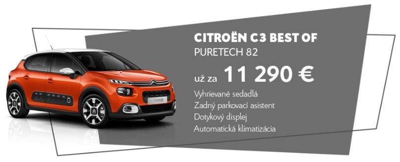 Nový Citroen C3