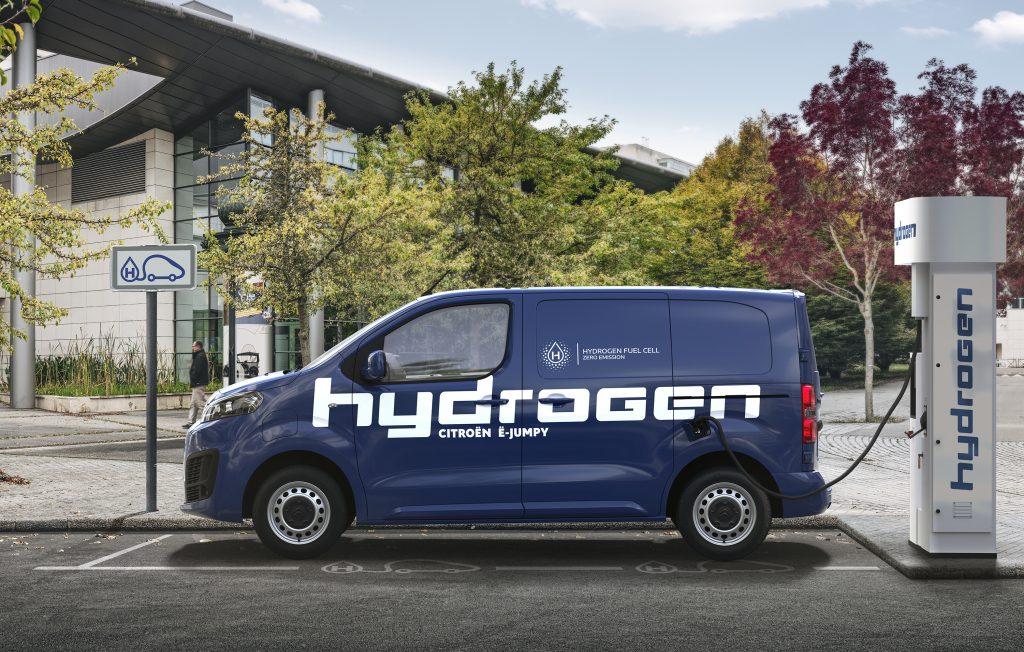 Citroen e-Jumpy Hydrogen